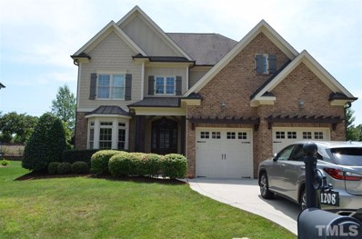 1208 Riggins Mill Road, Cary, NC 27519 - #: 2219409