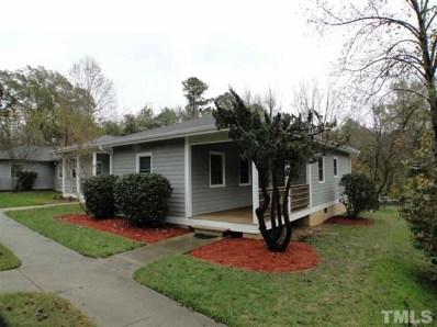 101 Eugene Street UNIT D, Carrboro, NC 27510 - #: 2224400