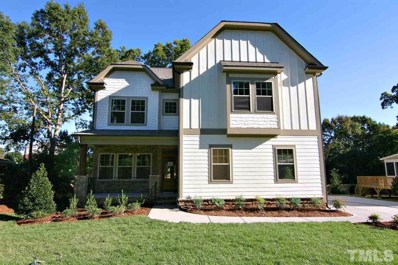 6608 Electra Drive, Raleigh, NC 27607 - #: 2230044