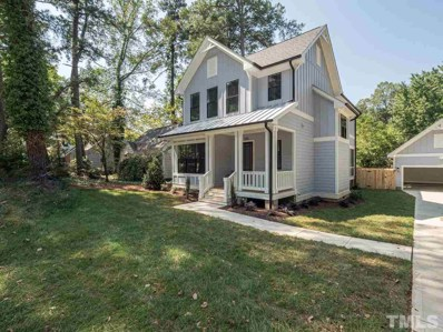 1215 Brookside Drive, Raleigh, NC 27604 - #: 2267337