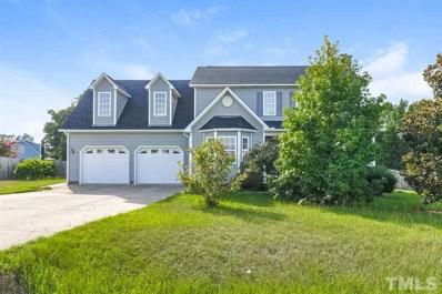 853 Blue Garden Lane, Willow Spring(s), NC 27592 - #: 2272810