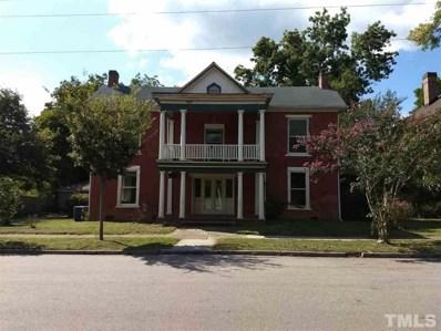 207 N Church Street, Louisburg, NC 27549 - #: 2276273