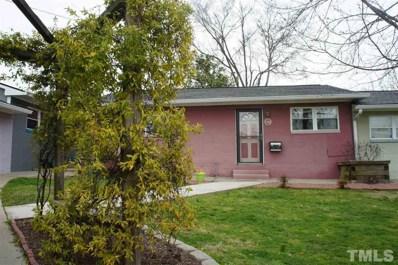 103 Hargraves Street UNIT C, Carrboro, NC 27510 - #: 2305042