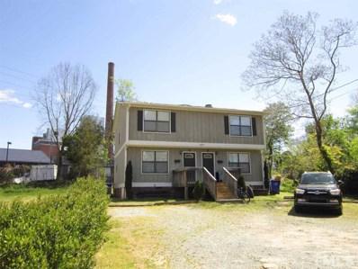 407 S Merritt Mill Road, Chapel Hill, NC 27516 - #: 2311635