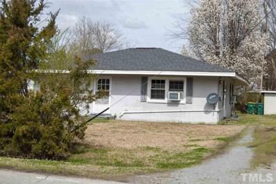 111 E Fayetteville Street, Micro, NC 27555 - #: 2382771