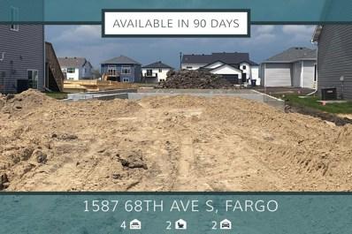 1587 68TH Avenue S, Fargo, ND 58104 - #: 21-2523