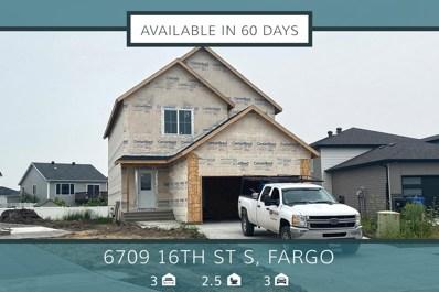 6709 16TH Street S, Fargo, ND 58104 - #: 21-2525