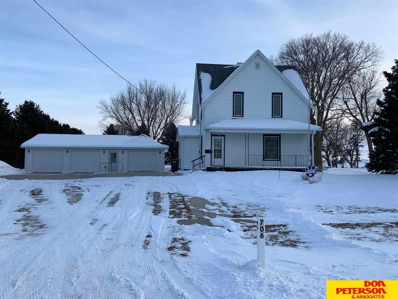 706 E Broadway, Coleridge, NE 68727 - #: 21903024