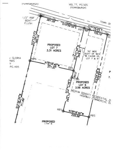 Tbd Off Plank Road UNIT 6, Waltham, VT 05491 - #: 4651207