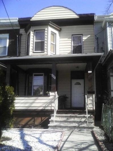 885 Madison Ave, Paterson City, NJ 07501 - #: 3444364