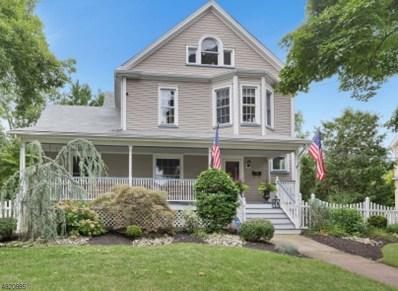 128 Elizabeth Ave, Westfield Town, NJ 07090 - #: 3501096