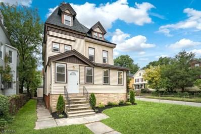 75 Ashland Ave, East Orange City, NJ 07017 - #: 3502156