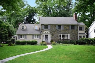 117 Mountainview Drive, Mountainside Boro, NJ 07092 - #: 3503982