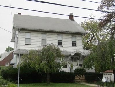 164 Luddington Ave, Clifton City, NJ 07011 - #: 3506789