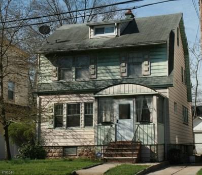 160 Goldsmith Ave, Newark City, NJ 07112 - #: 3507396