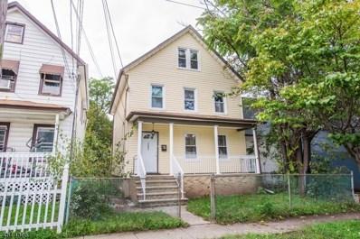 1652 Essex St, Rahway City, NJ 07065 - #: 3508019