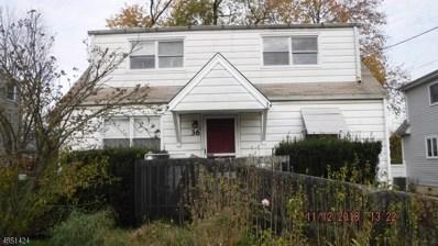36 Tristan Rd, Clifton City, NJ 07013 - #: 3514629