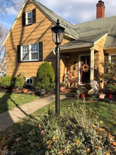 43 Merrill Rd, Clifton City, NJ 07012 - #: 3515347