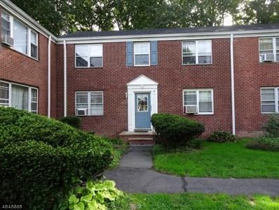 935 Broad St Apt 78B UNIT 78B, Bloomfield Twp., NJ 07003 - #: 3516575