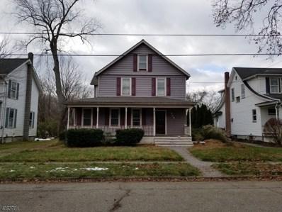 520 Mansfield St, Belvidere Twp., NJ 07823 - #: 3516863