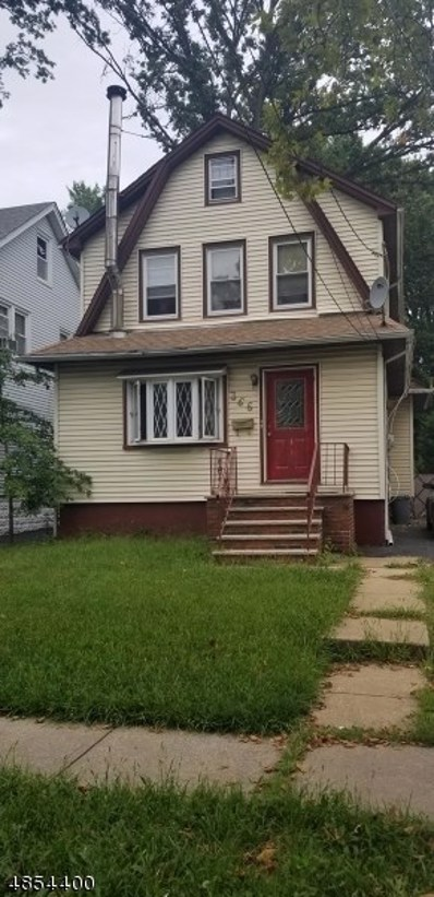 366 W 3RD Ave, Roselle Boro, NJ 07203 - #: 3517676