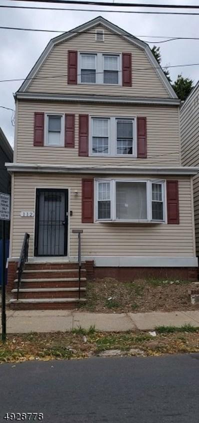 112 Madison Ave, Irvington Twp., NJ 07111 - #: 3586315