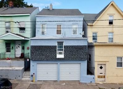 69 Hopper St, Prospect Park Boro, NJ 07508 - #: 3668506