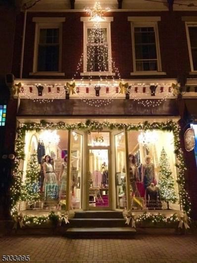 43A Main St, Clinton Town, NJ 08809 - #: 3679653
