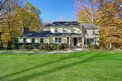 26 Oak Ridge Rd, Bernardsville Boro, NJ 07924 - #: 3691134