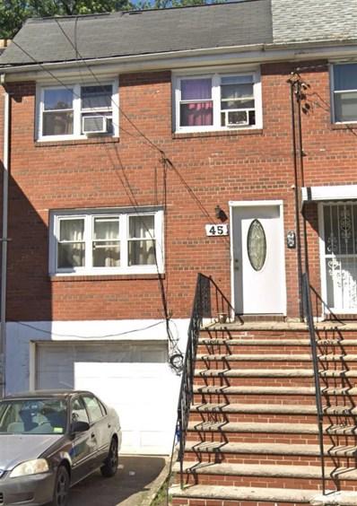 45 Fulton Ave, JC, Greenville, NJ 07305 - #: 180021727