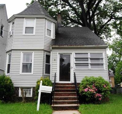 160 Stewart Ave, Kearny, NJ 07029 - #: 190011391