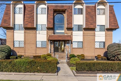 1150 W Saint Georges Avenue UNIT C08, Linden, NJ 07036 - #: 2011831