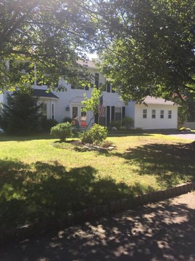 28 Driftwood Drive, Howell, NJ 07731 - #: 21836719