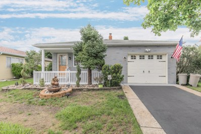 1016 Camino Real Court, Toms River, NJ 08757 - #: 21836771