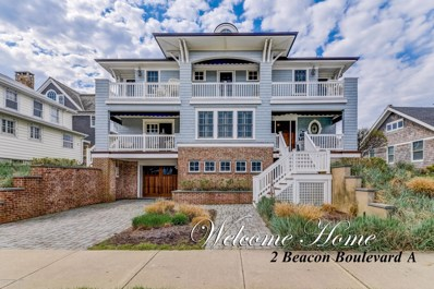 2 Beacon Boulevard UNIT A, Sea Girt, NJ 08750 - #: 21838921