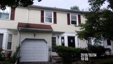 34 Carriage Lane, Englishtown, NJ 07726 - #: 21839144