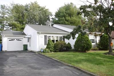 158 Cannonball Drive, Tinton Falls, NJ 07753 - #: 21840251