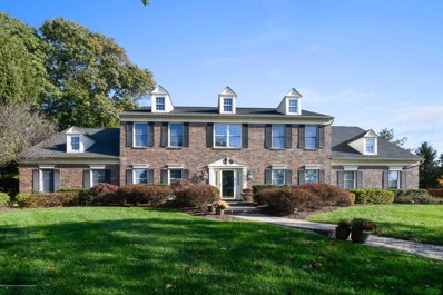 33 Tanglewood Court, Freehold, NJ 07728 - #: 21841924