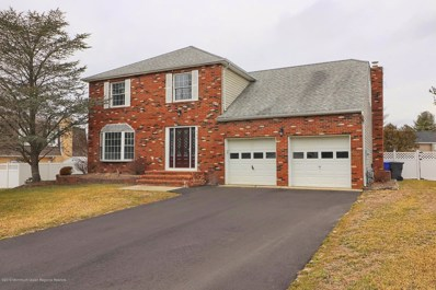 848 Westminster Drive, Toms River, NJ 08753 - #: 21843192
