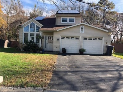 11 Cripple Creek Road, Howell, NJ 07731 - #: 21843623