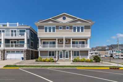 811 Ocean Avenue UNIT 1, Bradley Beach, NJ 07720 - #: 21844225