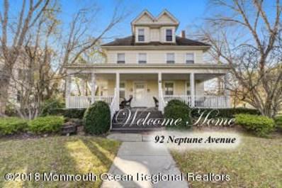 92 Neptune Avenue, Deal, NJ 07723 - #: 21844958