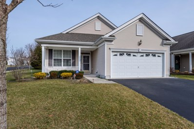 37 Cromwell Lane, Jackson, NJ 08527 - #: 21848099