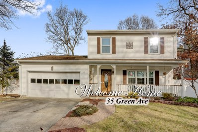 35 Green Avenue, Brick, NJ 08724 - #: 21900557