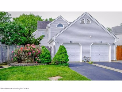 13 Stowe Court, Freehold, NJ 07728 - #: 21928391