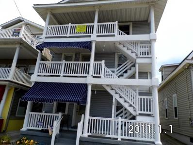1349 West 3RD Floor, Unit C Ave, Ocean City, NJ 08226 - #: 501136