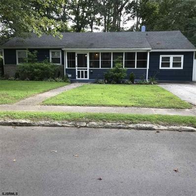 409 Hamilton Ave, Linwood, NJ 08221 - #: 510656