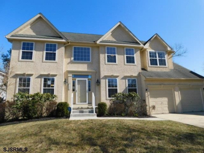 208 Peach Tree Ln, Egg Harbor Township, NJ 08234 - #: 517087