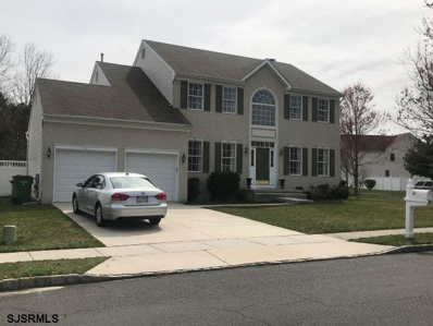 19 Stockton Lane, Egg Harbor Township, NJ 08234 - #: 521143