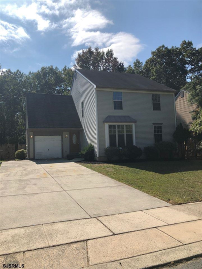 516 Shires Way, Egg Harbor Township, NJ 08234 - #: 529136